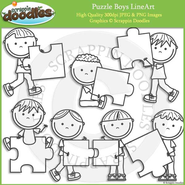 Puzzle Boys & Girls