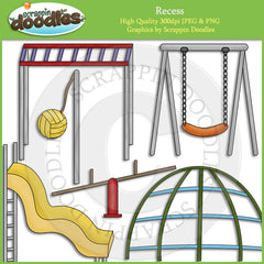 Recess Clip Art Download