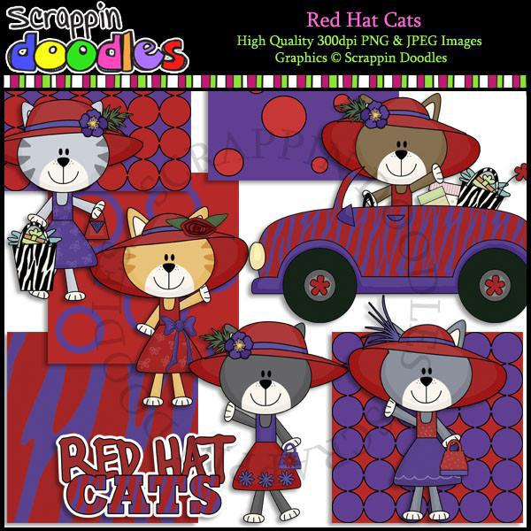 Red Hat Cats