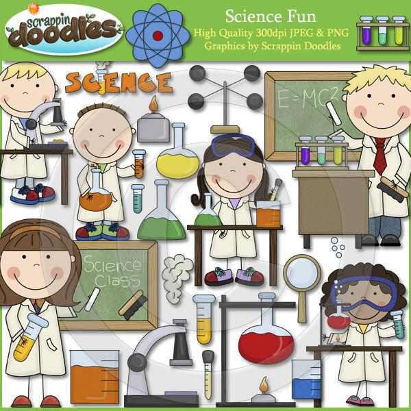 Science Fun Clip Art Download