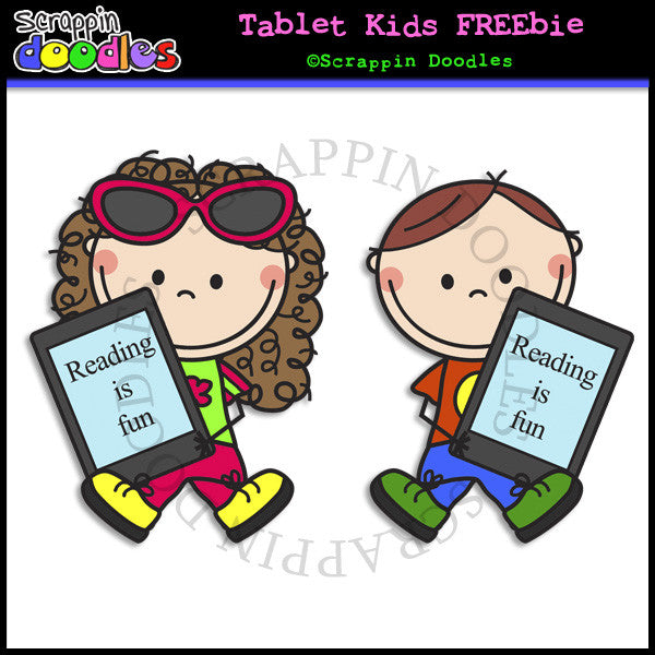 Tablet Kids Freebie