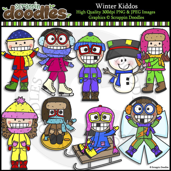 Winter Kiddos