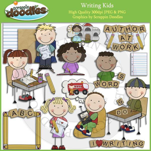 Writing Kids Download