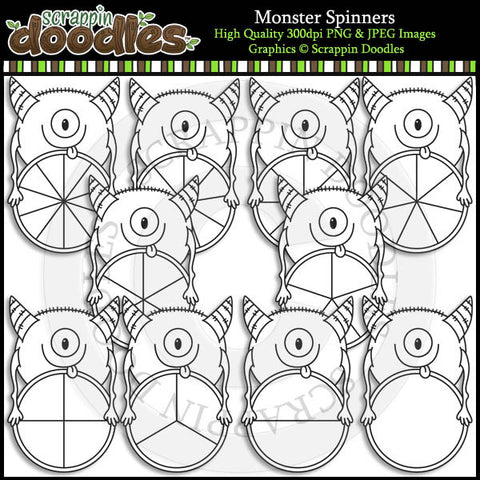 Monster Spinners
