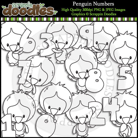 Penguin Numbers