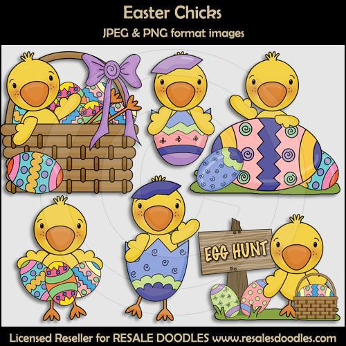 Easter Chicks Download