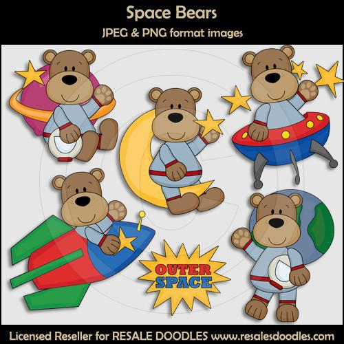 Space Bears Download