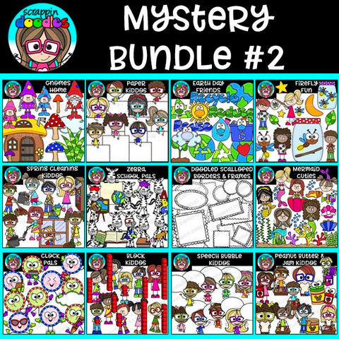 Mystery Bundle #2 {$55.00 Estimated Value}