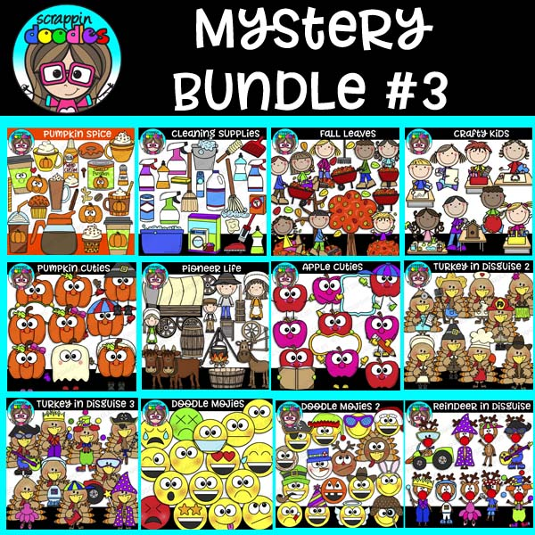 Mystery Bundle #3 {$56.25 Value}