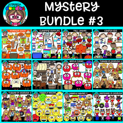 Mystery Bundle #3 {$57.00 Estimated Value}