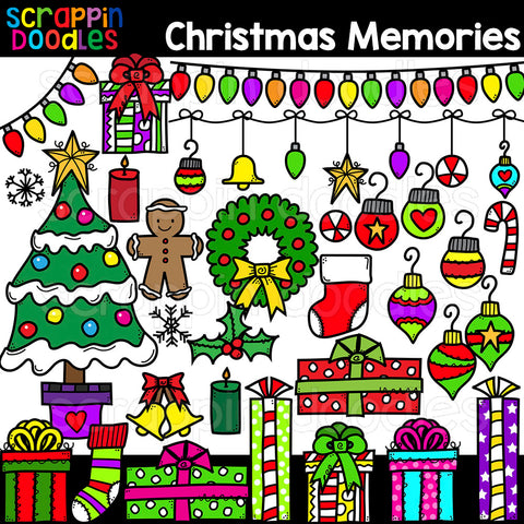 Christmas Memories Clipart