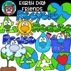 Earth Day Friends