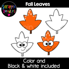 Fall Leaves Clip Art leaf autumn