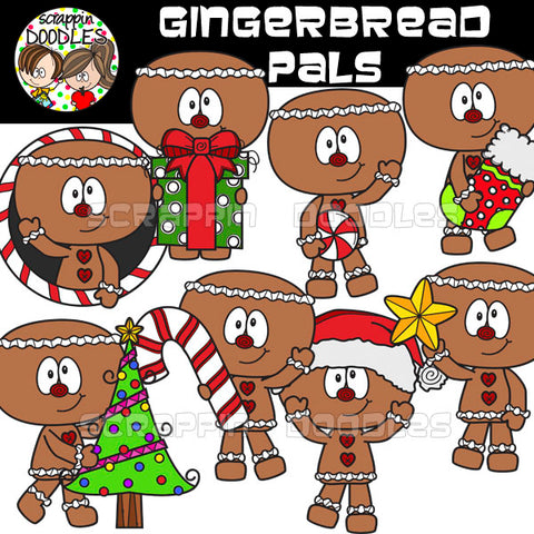 Gingerbread Pals