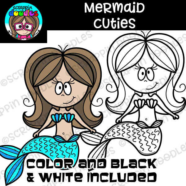 Mermaid Cuties