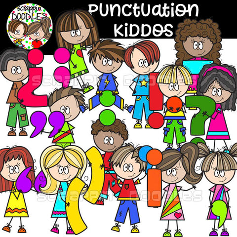 Punctuation Kiddos