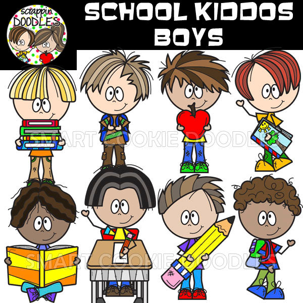 School Kiddos - Boys