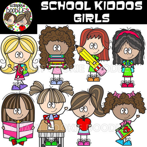 School Kiddos - Girls