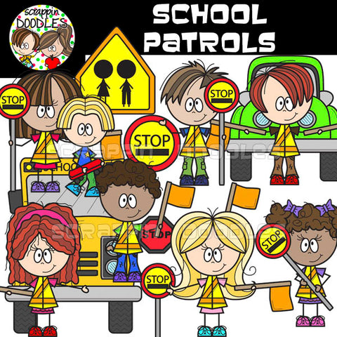School Patrol Kiddos