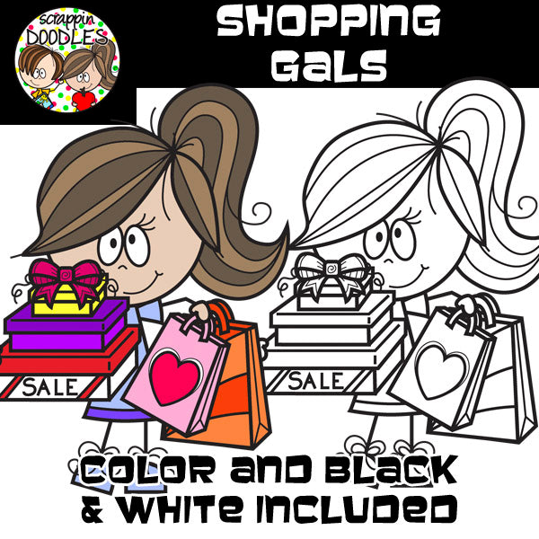 Shopping Gals