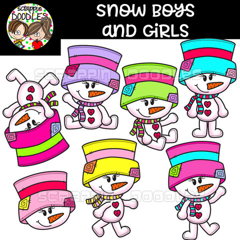 Snow Boys & Girls
