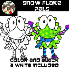 Snow Flake Pals