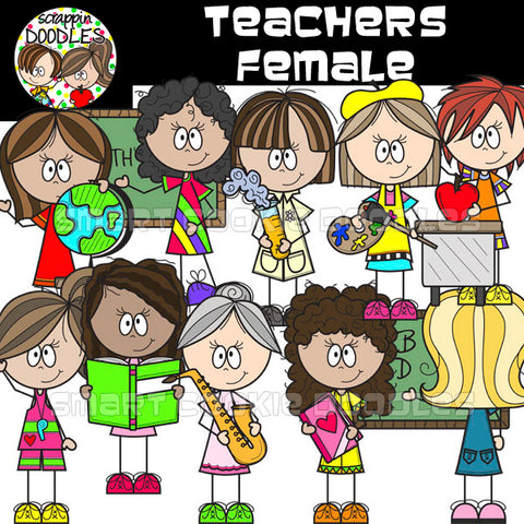 Teachers - Female