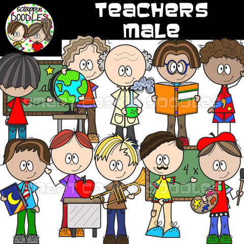 Teachers - Male