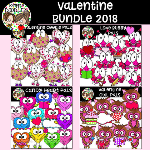 Valentine Bundle 2018