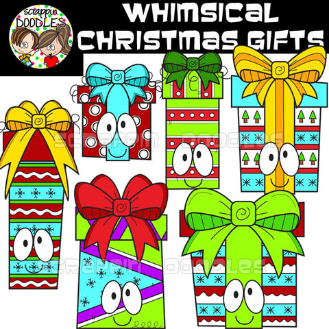 Whimsical Christmas BUNDLE {31.00 Value}