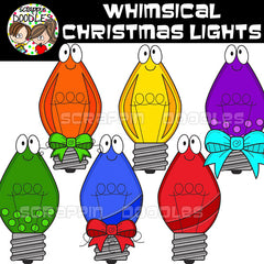 Whimsical Christmas Lights