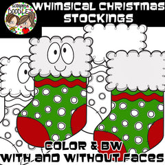 Whimsical Christmas Stockings