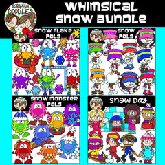 Whimsical Snow Bundle {$18 Value}