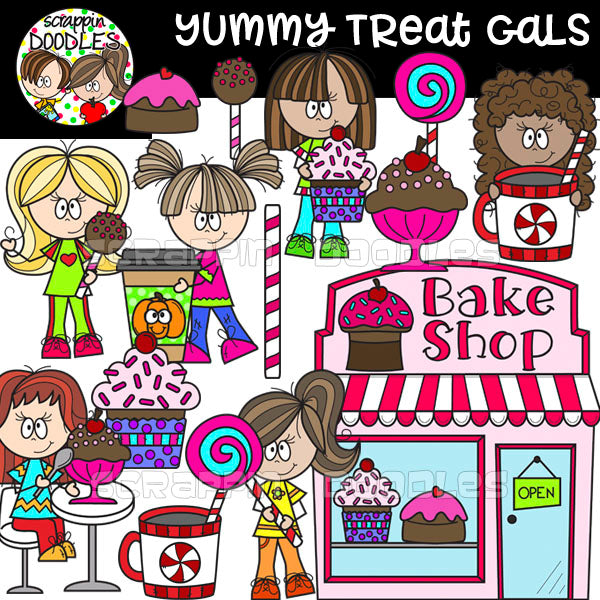 Yummy Treat Gals