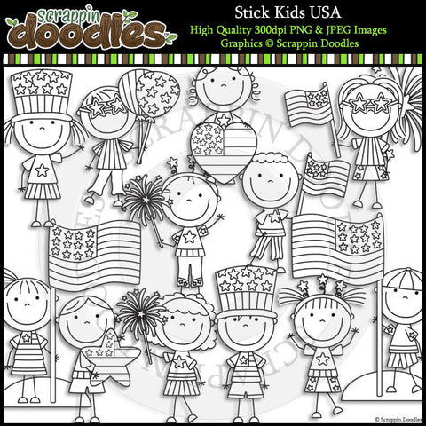 Stick Kids USA