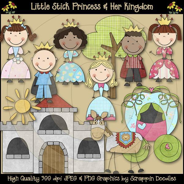 Little Stick Princess Kingdom Download