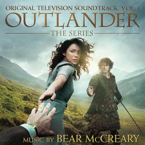 CD Outlander - Trilha sonora - Vol. 1