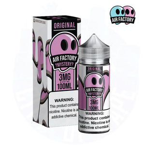 Best Air Factory EJuice Flavors