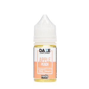 Reds 7 Daze Salt Series - Peach  Ejuice - 30ml