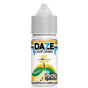 Mango Iced Reds Apple - 7 Daze Salt 30ml