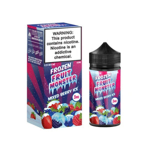 Frozen Fruit Monster - Mixed Berry Ice Ejuice - 100ml