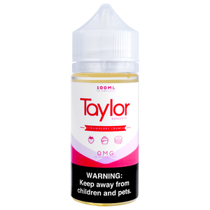 Strawberry Crunch By Taylor 100ml