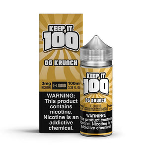 Keep it 100 - OG Krunch - 100ml