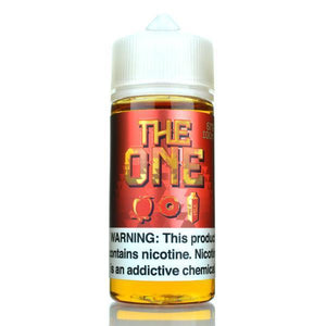 The One Apple - Beard Vape Co 100ml