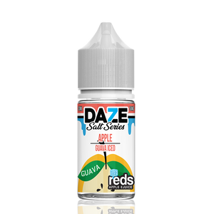 Reds 7 Daze Salt Series Iced - Guava Ejuice - 30ml - Ejuicesteals.com