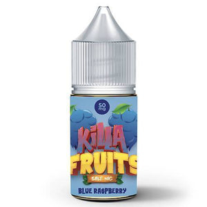Blue Raspberry - Killa Fruits Salt 30ml