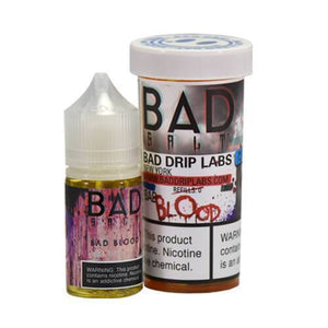 Bad Blood Salt by Bad Drip Salt 30ml