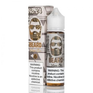 Beard Vape Co. - No. 24 Ejuice - 60ml