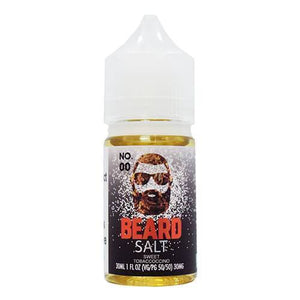No. 00 - Beard Salt 30ml