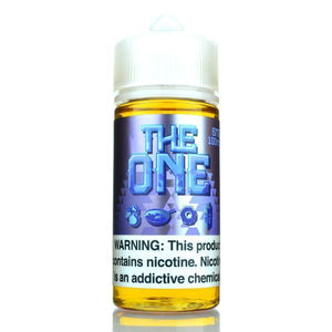 The One - Blueberry Ejuice - 100ml - Ejuicesteals.com